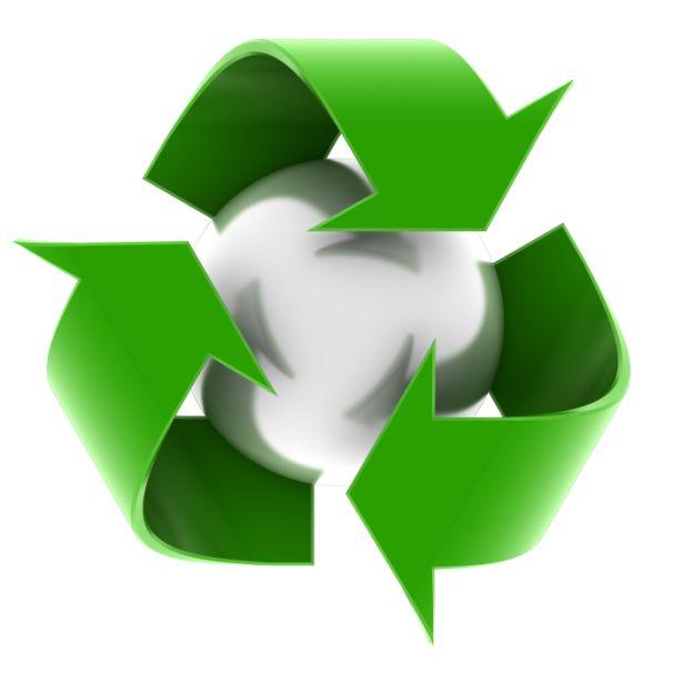Symbol reciklace - značí, že společnost DuoTech Trade s.r.o. zbytky polotovarů z kterých se vyrábí lodžiová zábradlí recikluje